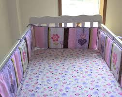 Purple Elephant Crib Bedding 8pcs Baby Bedding Set Purple 3d Embroidery Elephant Owl Baby Crib
