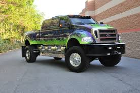 show u0027n tow 2007 ford f 650 when really big is not quite enough