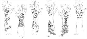 arm designs by lomelindi88 on deviantart