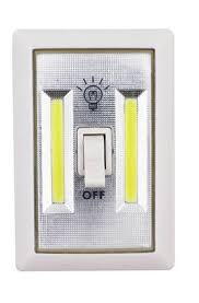 wireless led light with switch amazon com cob promier led wireless night light with switch automotive