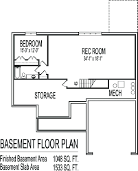 plansjpgranch house floor plans with finished basement ranch