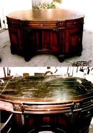 antique partners desk mullaly furniture finishing
