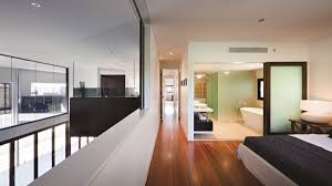 minimalist modern design luxury house interior modern with white