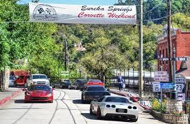 eureka springs corvette weekend welcome