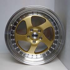 lexus esr wheels esr sr02 gold wheels 18x8 5 5x100 fit toyota celica corolla matrix