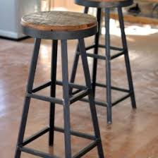 metal bar stools wood and metal bar stools counter houzz ideas