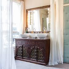meuble de salle de bain original 20 meubles vasque récup pour la salle de bains