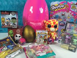 shopkins lps beanie boos mlp big surprise egg special shoutouts u0026 gift