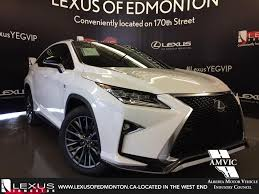 lexus is 350 interior 2017 2016 ultra white lexus rx 350 awd f sport series 3 in depth review