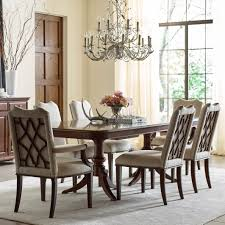 Dining Room Sets With Fabric Chairs Kincaid Dining Room Set Kincaid Greyson 7pc Crawford Refractory