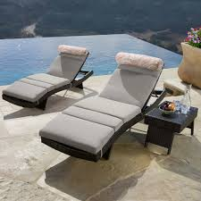 Newport Wicker Patio Furniture Portofino Costco