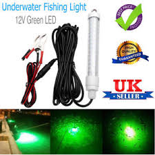 crappie lights for night fishing 10w 12v led underwater submersible night fishing light crappie shad