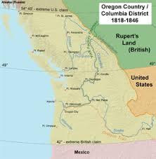 map of oregon united states oregon