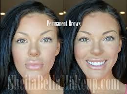 sheila bella permanent makeup and microblading