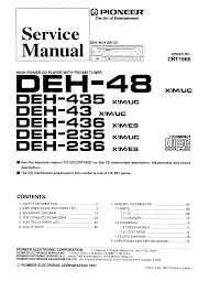 pioneer deh p7400mp wiring diagram gooddy org