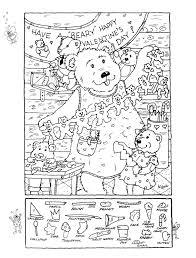 free printable hidden picture worksheets free printable