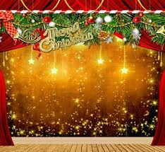 christmas backdrop fashion durable backdrop merry christmas theme photography