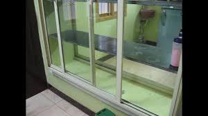 Sliding Door Kitchen Cabinets Sliding Door For Kitchen Cupboard