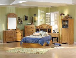 south shore kids country style bedroom set pine shop bedroom