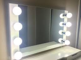 classy lighted vanity mirror doherty house and ideal with the