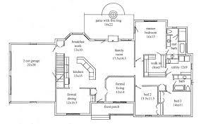 Building Plans For Houses Custom Ranch Home Floor Plans Wayne Homes House Plan Building
