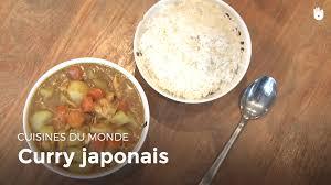 cuisine tv fr curry japonais cuisine du monde sikana