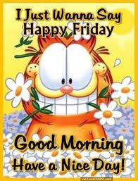 garfield morning happy friday pictures photos and images