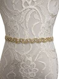 wedding sashes gold sash gold rhinestone sash gold wedding sash