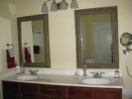 diy bathroom mirror ideas rubbed faucet diy bathroom mirror frame ideas luxury triangle