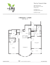 the ivy floor plans the ivy towns and flats 2080 foxglove way 1414 2900