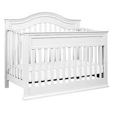 Davinci Kalani Convertible Crib White Davinci Brook 4 In 1 Convertible Crib In White Buybuy Baby