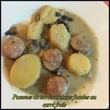 cuisiner des saucisses fum馥s pommes de terre saucisses fumées au carré frais ma cuisine débutante