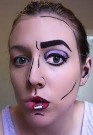 halloween cartoon makeup cartoon makeup character makeup pinterest maquillaje