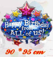 oversize balloons oversize helium balloon aluminum foil balloons birthday party
