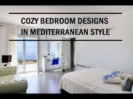Mediterranean Bedroom Design These Mediterranean Bedroom Designs Will Draw You In Pics Youtube