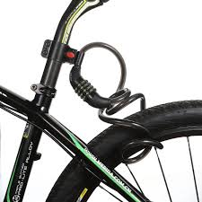 best bike lock amazon com bike cable lock amazer 4 feet bike lock basic self