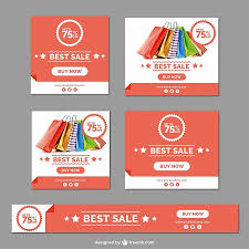 promotional sale vector stationery topvectors