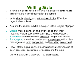 how to write a title in a paper how to write a scientific manuscript michael terns writing style your main goal should be to make a reader comfortable in understanding the information presented write simply clearly and without ambiguity