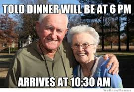 Thanksgiving Meme - typical grandparents on thanksgiving meme weknowmemes