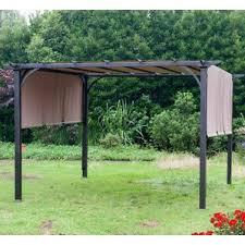 Replacement Pergola Canopy by Gazebo U0026 Pergola Accessories You U0027ll Love Wayfair