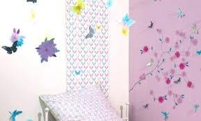 deco papillon chambre chambre bacbac fille papillon stickers chambre bacbac fille papillon