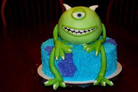 monsters inc birthday cake monsters inc birthday cake 7 cake birthday