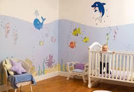 peinture bebe chambre peinture mur inspiration chambre bebe