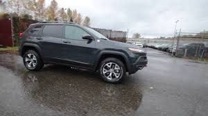 rhino jeep color 2017 jeep cherokee trailhawk rhino clearcoat hw545254