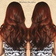 kankalone hair colors mahogany the 25 best red hair on african american ideas on pinterest red