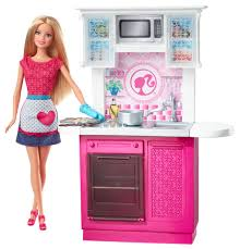 barbie doll and kitchen furniture set toys barbie doll and kitchen furniture set barbie doll and kitchen furniture set