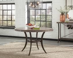 loon peak luxton round dining table u0026 reviews wayfair