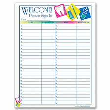 Dental Sign In Sheet Template patient sign in sheets printable jcmanagement co