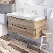 Wall Vanity Units Wall Hung Vanity Units Glass Ceramic U0026 Resin Easy Bathrooms