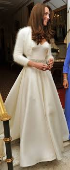 kate middleton wedding dress kate middleton s second wedding dress reader s digest